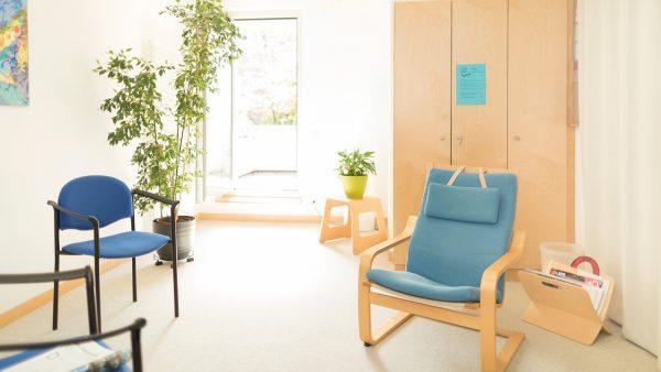 Wildwasser Stuttgart e.V. In unseren offenen, freundlichen und hellen Räumen ist Platz zum Durchatmen.
