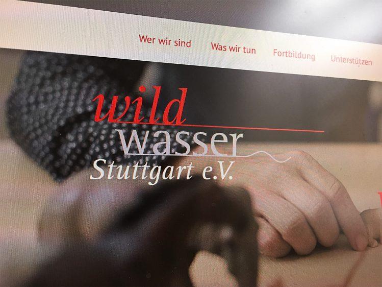 Wildwasser Stuttgart e.V. Unsere neue Webseite